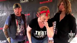Jack Russell's Great White - Live Interview