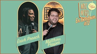 #287 – Matthieu Pepper et Erich Preach