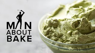 JJR's Buttercream Recipe 5 Ways | Man About BAKE