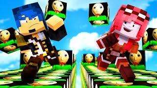 Minecraft ITA - LA CORSA DEI LUCKYBLOCK DI BALDI!