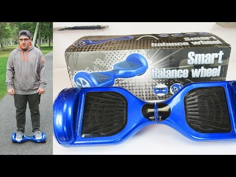 Hoverboard / Swegway / Monorover / Scooter Thingy Review