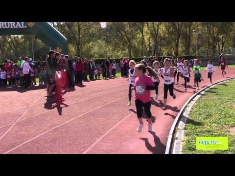 Carrera Hiru Herri 2015 Benjamín Femenino