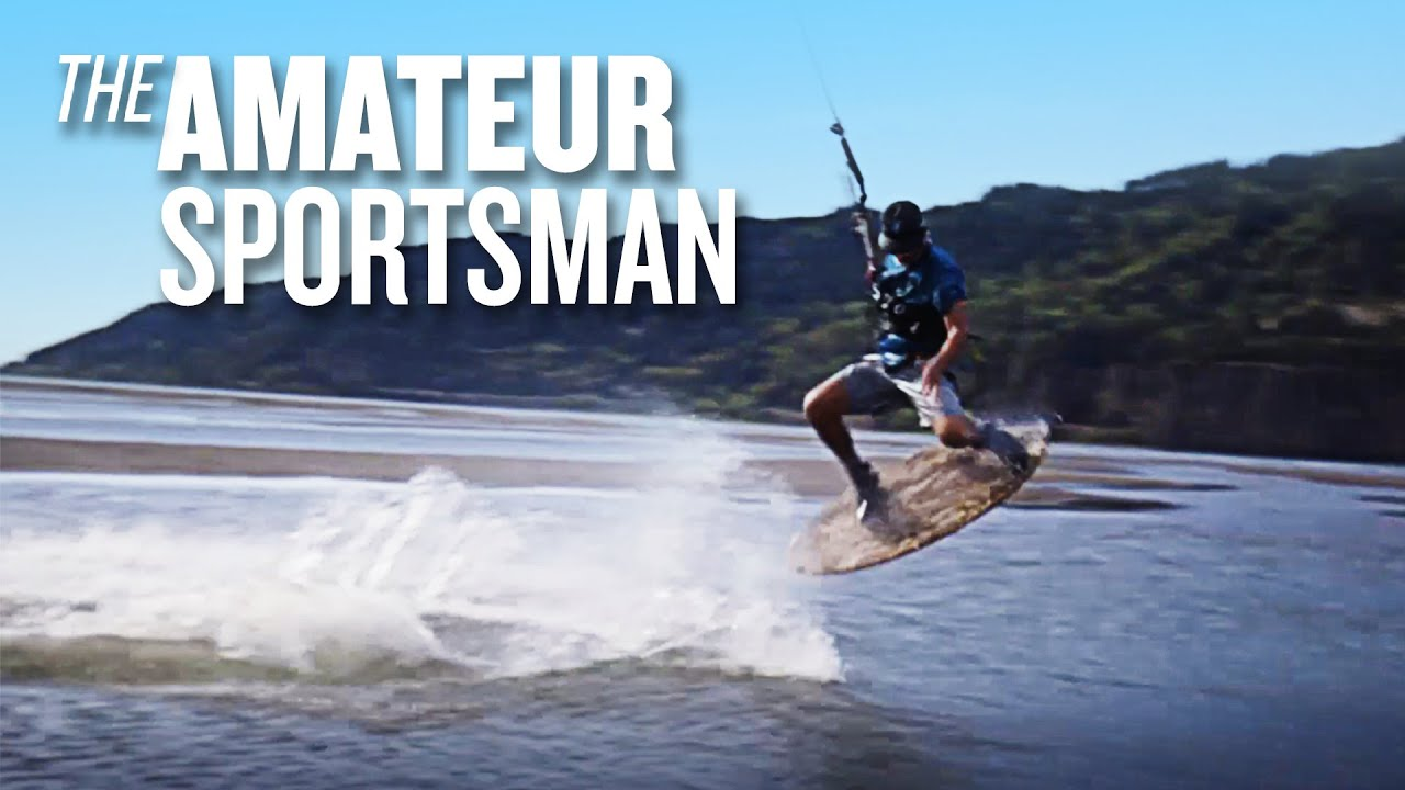 Kiteboarding is a badass sport for adventurous weirdos thumbnail