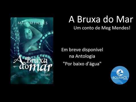"""BookTrailer """"A Bruxa do mar""""  - Conto"""