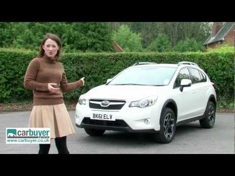 Subaru XV SUV review - CarBuyer