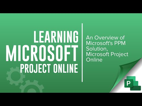 Microsoft Project Online Overview