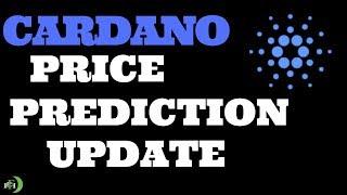 CARDANO (ADA) SHORT TERM PRICE PREDICTION (NEW)