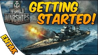 World of Warships ➤ Intro Guide & Tutorial For Getting Started & The Basics