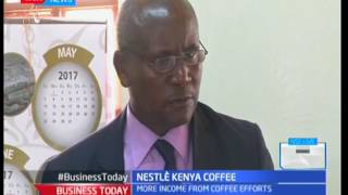 Nestle' Kenya Coffee has started a training to boost income for farmers