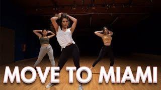 Enrique Iglesias ft. Pitbull - MOVE TO MIAMI (Dance Video) | Choreography | MihranTV