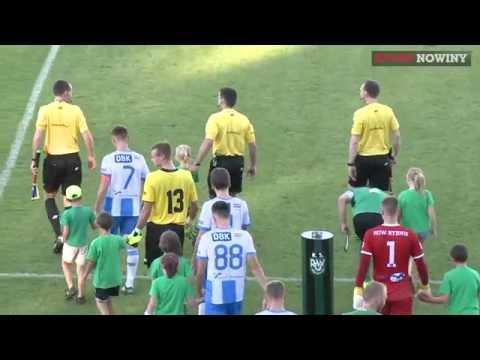 Skrót meczu ROW 1964 Rybnik - Stomil Olsztyn 1:3