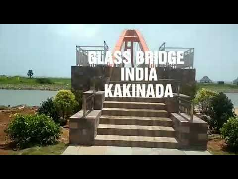 Kakinada glass bridge