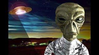 Учёный остолбенел от встречи с настоящим пришельцем. Зачем НЛО прилетают на Землю. Док фильм.