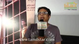 Manoj Bharathiraja at Vaaimai Movie Press Meet