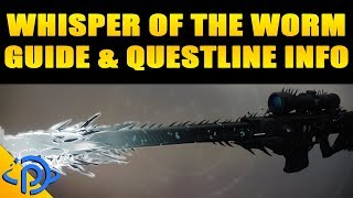 Whisper Of The Worm   Guide & Questline Info