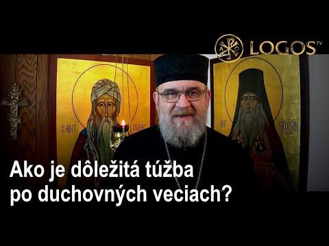 OTCOVIA PÚŠTE (393) SV. IZÁK SÝRSKY - Nasledovanie duchovnej túžby