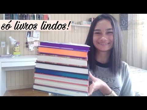 OS LIVROS MAIS BONITOS QUE EU TENHO ? || Amid Books