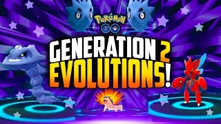 Typhlosion  - (Pokémon) - Pokemon Go - Generation 2 RARE Evolutions! (Scizor, Steelix, Typhlosion and more!)