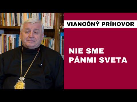 VIANOČNÝ PRÍHOVOR: Vladyka Ján Babjak: Vo svojich rukách nevieme udržať ani vlastný život