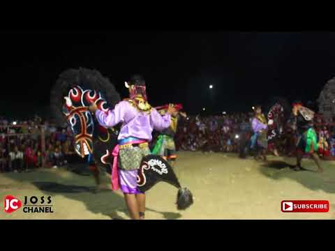 "INDONESIAN DANCE ""JARANAN"" ORIGINAL JAVA LIVE OKTOBER 2017"