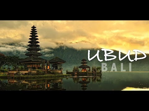 Wonderful Indonesia : UBUD - Bali 2017 | 4K Cinematic
