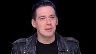 Tobias Forge First Fully Unmasked Ghost Interview