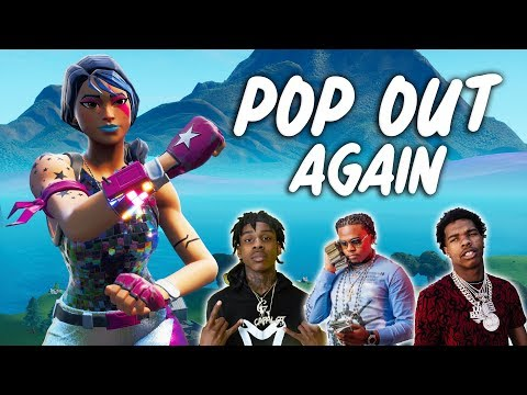 Bleed It Fortnite Montage Blueface Youtube