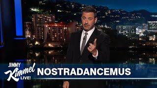 Jimmy Kimmel Predicts Dancing with the Stars Winner