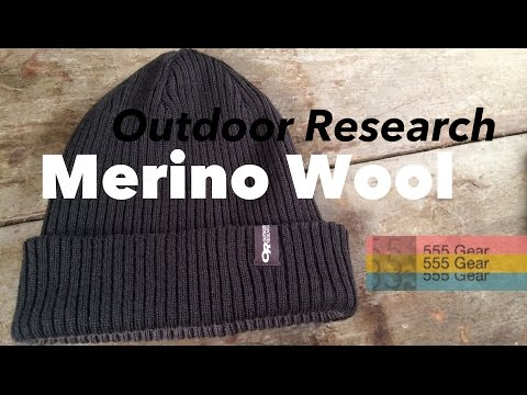 Review: Outdoor Research Knotty Beanie Merino Wool Hat