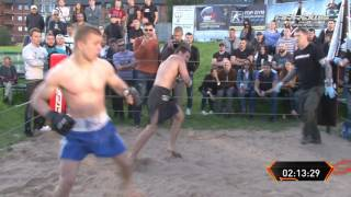 Fight Club in Russia, ARROWS Fights
