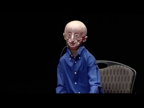 My philosophy for a happy life: Sam Berns at TEDxMidAtlantic