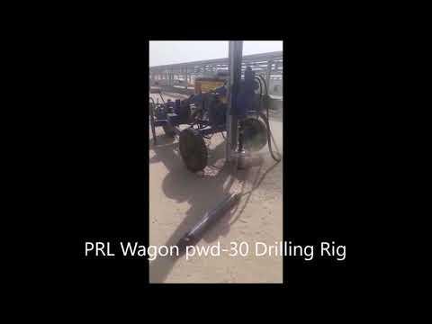PWD-30 Wagon Drill