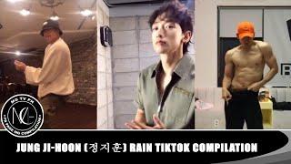 K-pop icon Rain is showing everyone who's boss through his TikTok videos | Jung Ji-hoon Tiktok