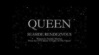 Queen - Seaside Rendezvous (Official Lyric Video)