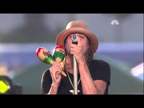 Kid Rock All Summer Long NBC NFL Kickoff Special September 8, 2011