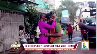 Bebe Cool Shoots Harry Song Music Video Collabo| Uncut Extra