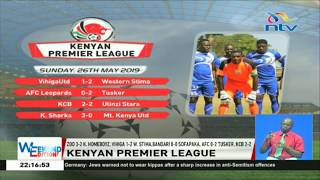 Kariobangi Sharks 3-0 Mt. Kenya || Kenya Premier League