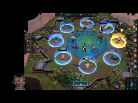 GAMEPLAY TEAMFIGHT TACTICS EN STREAMING LIVE EN DIRECT