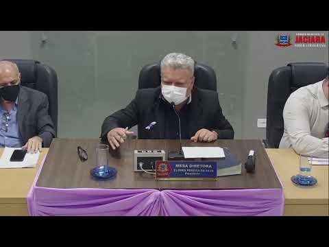 Sessão Ordinária - AO VIVO - 10/08/2021