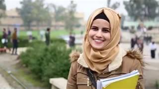 جانب من احتفالات طلبة المعهد التقني / الموصل بمناسبة أعياد الميلاد المجيدة
