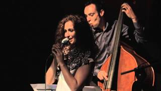 Maria Mendes - ÁGUA DE BEBER (Live in Portugal) | Along the Road international tour 2012-2013