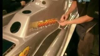 Dokumentárny film: Ako sa to robí - Vodné skútre