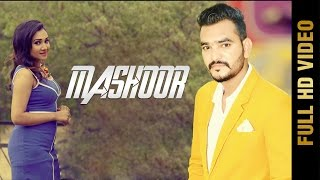 New Punjabi Song  MASHOOR Full Video  AVi AUJLA  Latest Punjabi Songs 2017