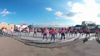 HAPPY LADY в Иркутске. 360° видео от Irk3D