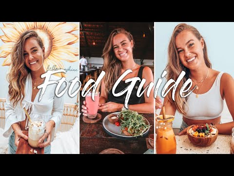 BALI FOOD GUIDE – TOP 15 PLACES TO EAT (vegan & GF options too)