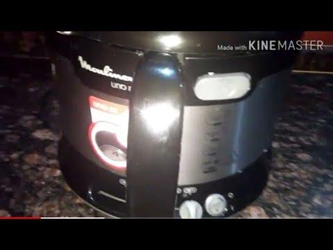 مقلاتي الكهربائية moulinex وكيفية استعمالها بالتفصيل تحصلي للافادة من مطبخ أحلام