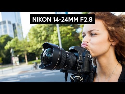 Nikon 14-24mm AF-S F2.8 G ED Hands-on Review english | D750 | ULTRA WIDE ANGLE LENS
