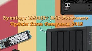 Synology DS1019+ DiskStation NAS 5-Bay, 2x 1GbE, NVMe (8GB RAM) 15TB (5 X  3TB WD Red)