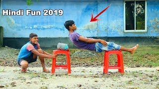 Indian New funny Video😄-😅Hindi Comedy Videos 2019-Episode-39--Indian Fun || ME Tv