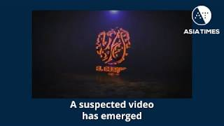 Suspected ISIS video claims Lankan Easter bombing